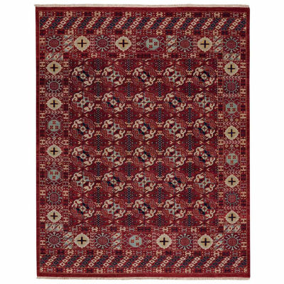 Capel Inc. Biltmore Plantation-Treasure Hand Knotted Rectangular Rugs