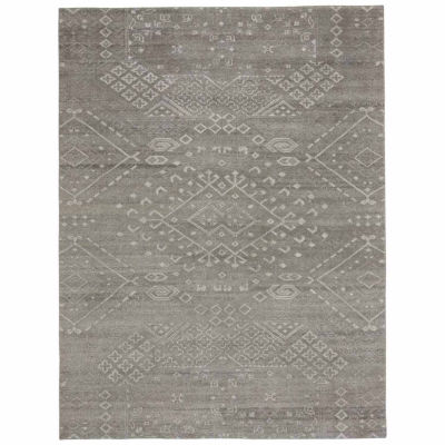Capel Inc. Cannae Hand Knotted Rectangular Rugs