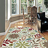 Tayse Deco Heidi Rectangular Indoor Rugs