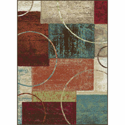 Tayse Deco Conner 3-pc. Rug Set