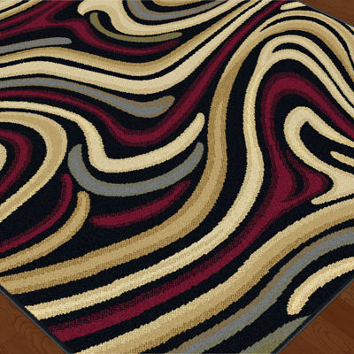Tayse Laguna Riverside Rectangular Indoor Rugs