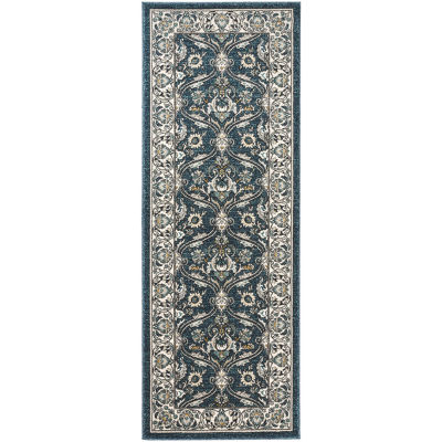 Tayse Kensington Aaron Rectangle Runner