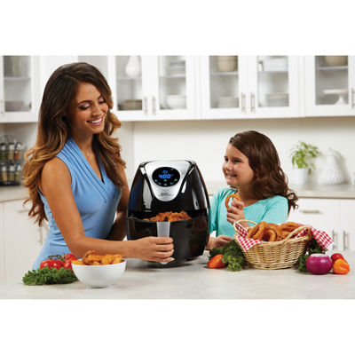 Power Air Fryer 3.4 Quart 1500W XL Deep Fryer
