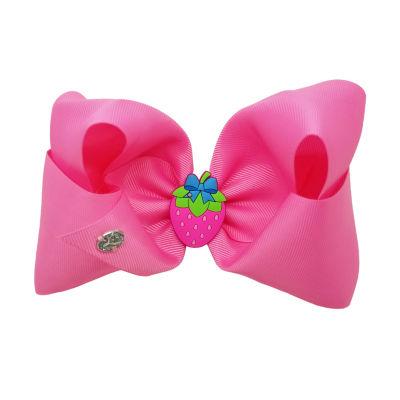 JoJo Siwa Signature Pink Strawberry Scented Bow