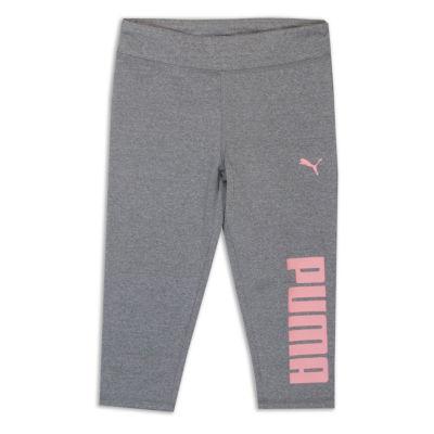 Puma Girls Apparel Knit Capris - Big Kid Girls