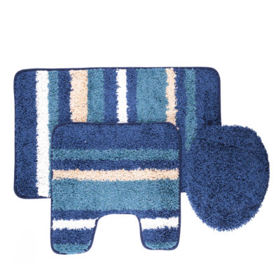 Popular Bath Vyprus 3-pc. Bath Rug Set