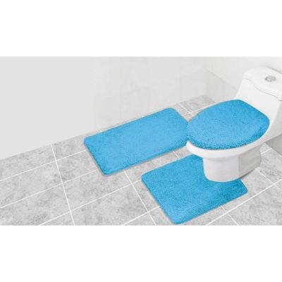 Popular Bath Prestage 3-pc. Bath Rug Set