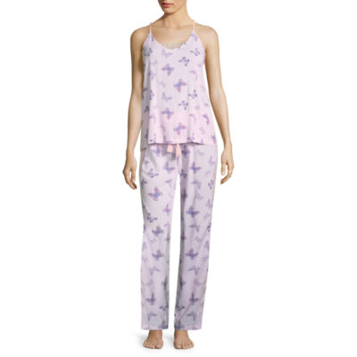 Love Dreams 2-pc. Geometric Pant Pajama Set