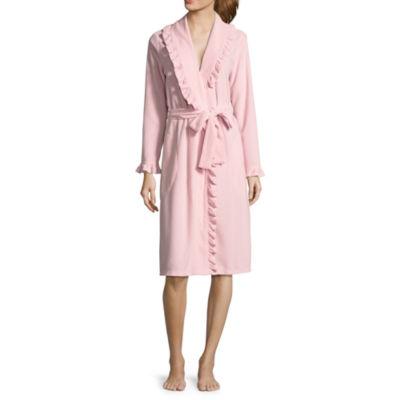 Adonna Long Sleeve Knit Robe