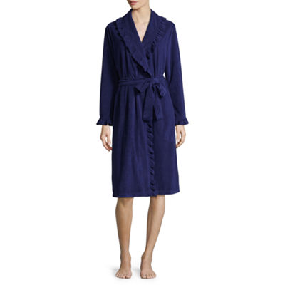 Adonna Long Sleeve Knit Robe