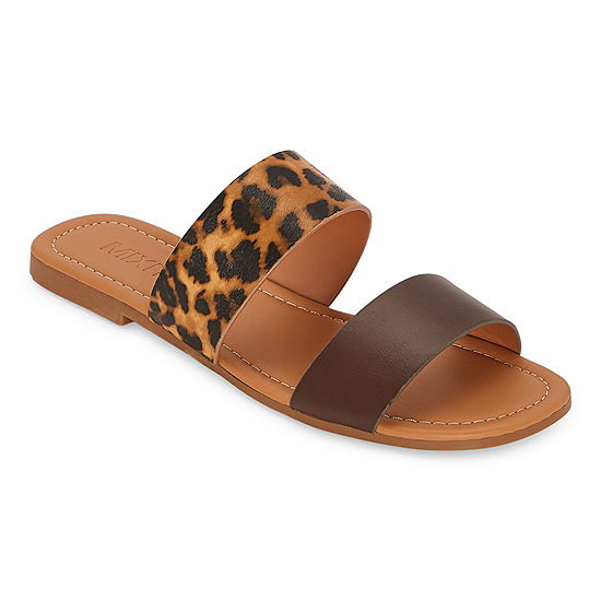 Mixit Womens Flat Sandals
