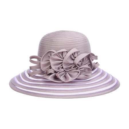 80s Hats, Caps, Visors, Buckets | Women and Men Scala Derby Hat $29.39 AT vintagedancer.com