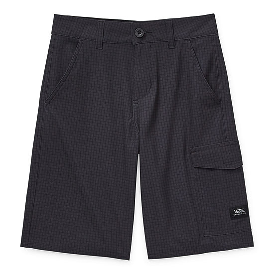 Vans Big Boys Stretch Cargo Short