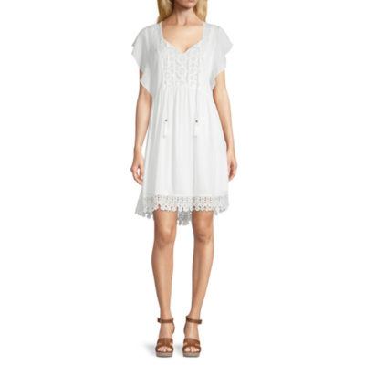 Artesia Short Sleeve Shift Dress