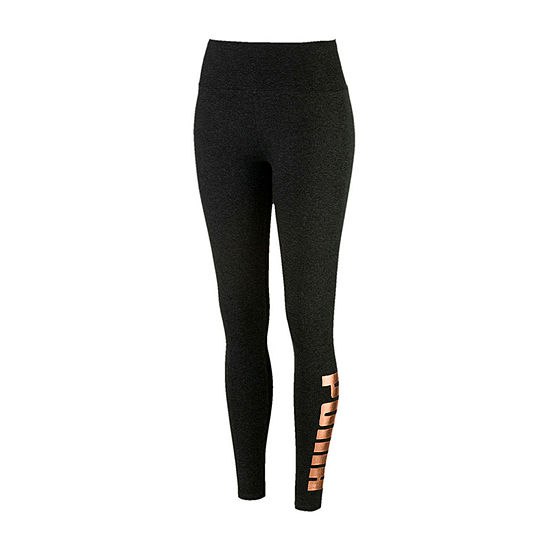 Puma Womens Mid Rise Ankle Legging