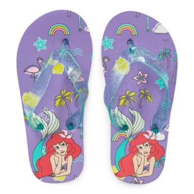 Disney Collection The Little Mermaid Flip-Flops