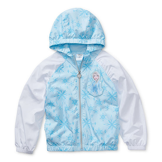 Disney Collection Little & Big Girls Varsity Jacket