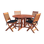 Corliving 5-pc. Patio Dining Set