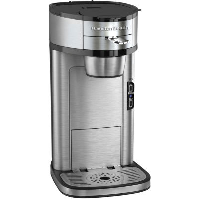 Hamilton Beach® Scoop Single-Serve Coffee Maker