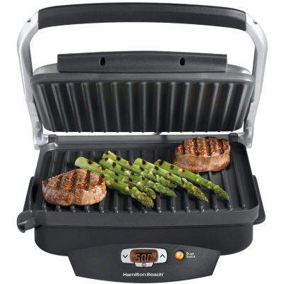 Hamilton Beach® Steak Lover's Indoor Grill