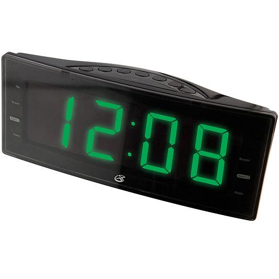 GPX C353B Dual Alarm Clock Radio