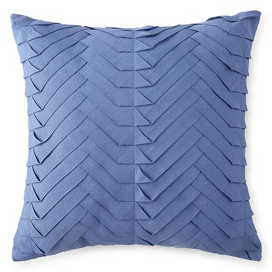 """Eva Longoria Home Adana 16"""" Square Decorative Pillow"""