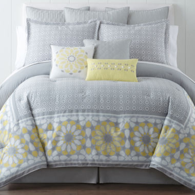 jcpenney.com | Eva Longoria Home Mireles 4-pc. Comforter Set & Accessories