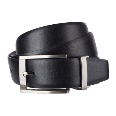 Collection by Michael Strahan Reversible Textured-Buckle Belt