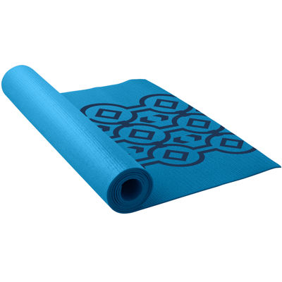 Lotus Yoga Reversible Printed Yoga Mat Pack