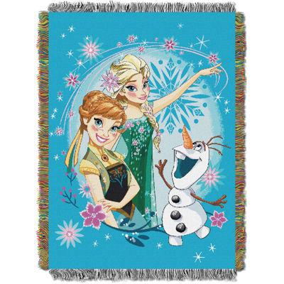 Disney Frozen Tapestry Throw