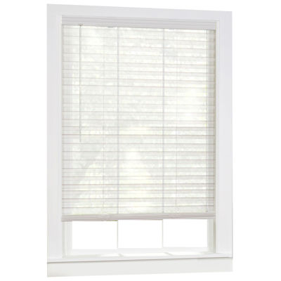 "Light Vane Cordless 2"" Slat Horizontal Plantation Blinds"