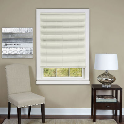 "Cordless Deluxe Sundown 1"" Room-Darkening Horizontal Mini Blinds"