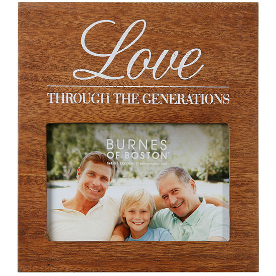 Love Through The Generations Picture Frame