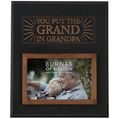 Grand in Grandpa Picture Frame