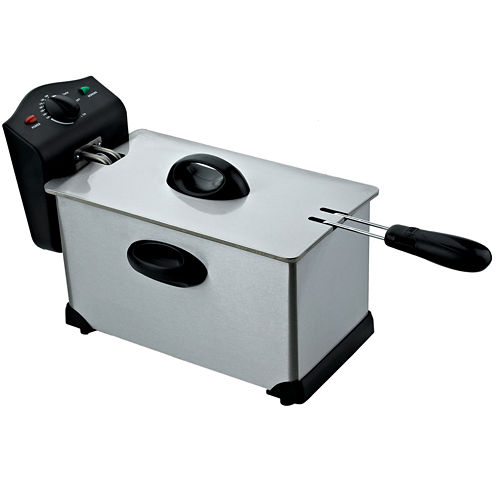 Chard 3-Liter Electric Deep Fryer
