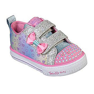 Skechers Shuffle Lite Sneakers Toddler Girls