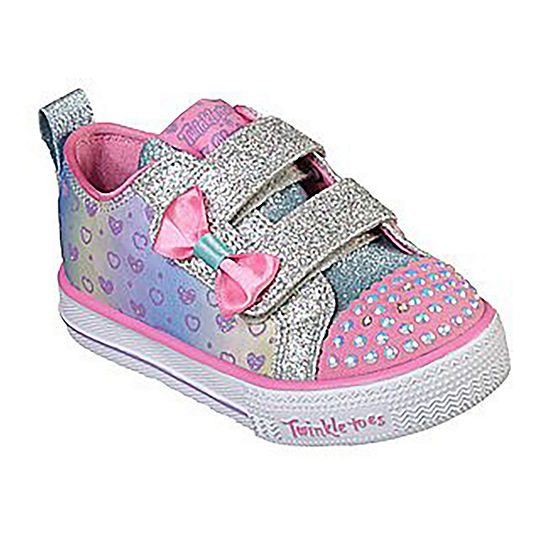770ab4ab4add Skechers Shuffle Lite Sneakers Toddler Girls - JCPenney