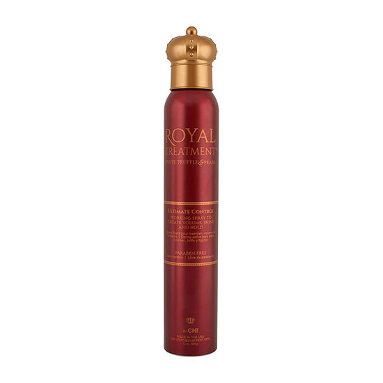 Chi Styling Royal Treatment Ultimate Control Hair Spray-12 oz.