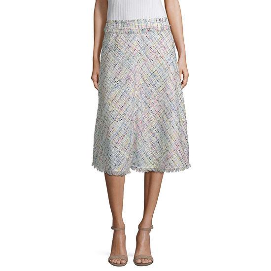 Worthington Boucle Skirt - Tall