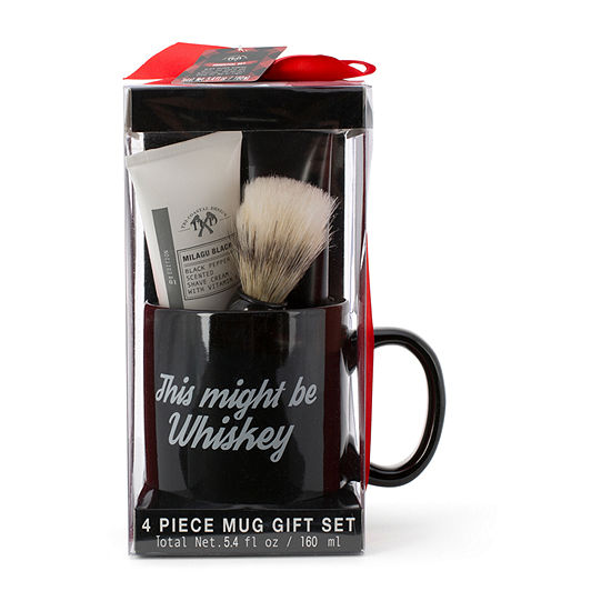 Tri-Coastal Design 'This Might Be Whiskey' Mug Gift Set