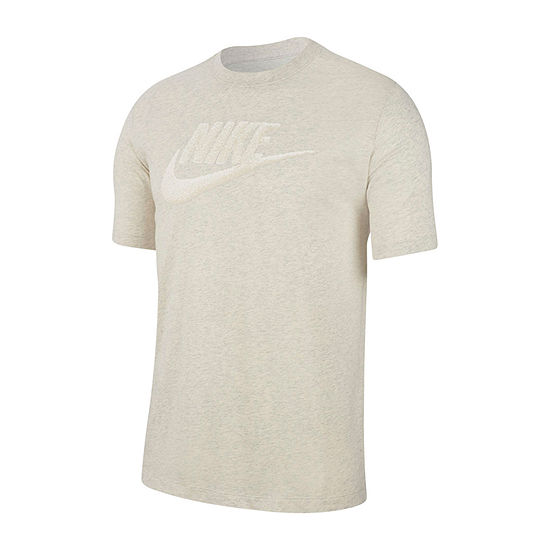 Nike Mens Cotton Swoosh T-Shirt