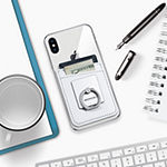 Merkury Innovations Phone Ring Stand with Phone Pocket