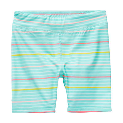 Okie Dokie Toddler Girls Bike Short