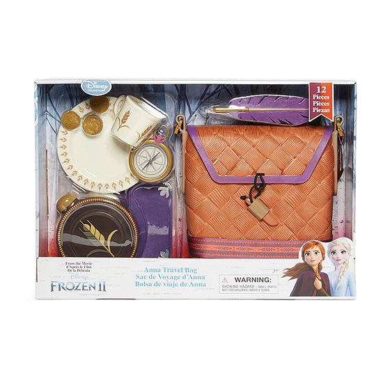 Disney Collection Frozen Anna Travel Bag Duffel Bag