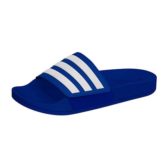 adidas Little Kid/Big Kid Unisex Adilette Shower K Slide Sandals