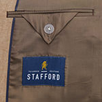 Stafford Linen Cotton Mens Classic Fit Sport Coat - Big and Tall