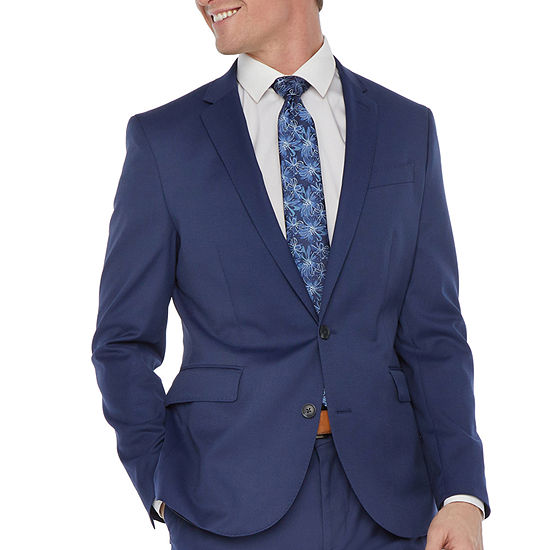 JF J.Ferrar Ultra Comfort Mens Slim Fit Suit Jacket