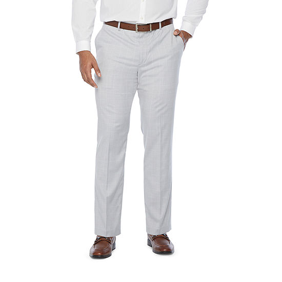 JF J.Ferrar Ultra Comfort Stretch Slim Fit Suit Pants