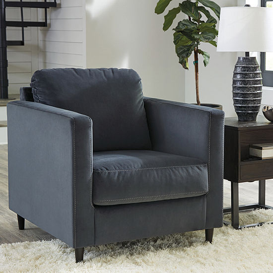 Signature Design by Ashley Kendall Collection Track-Arm Chair
