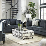 Signature Design by Ashley Kendall Collection Track-Arm Loveseat
